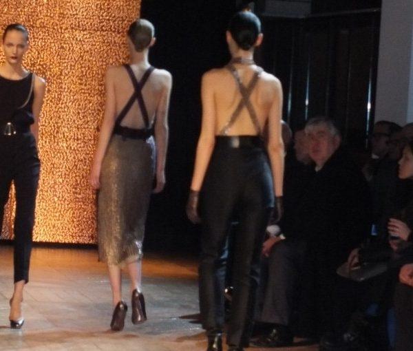 Yves Saint Laurent Fashion Show Fall-Winter 2012-13