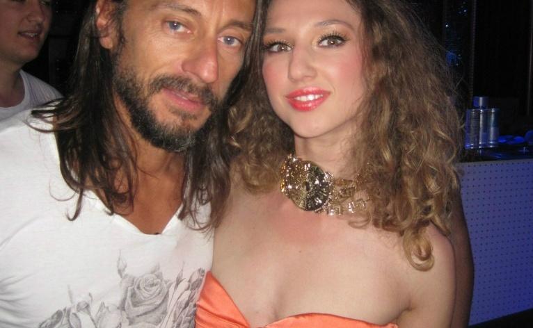 Fashion Event at Setai Hotel & Bob Sinclar Party at Bamboo Miami