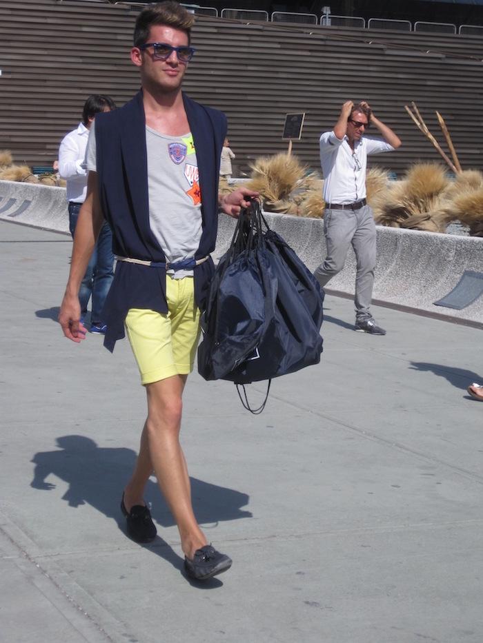 Pitti Uomo Street Style V Fashion World
