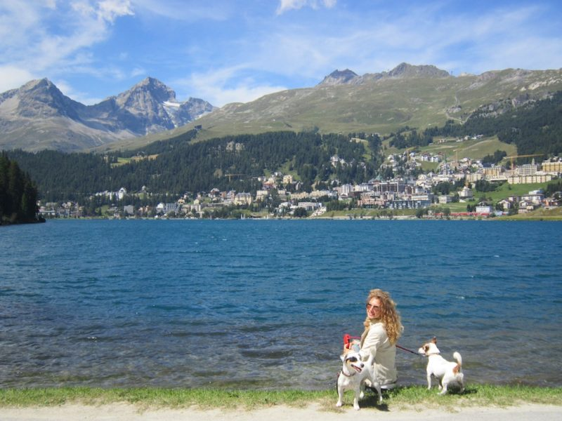 ST.MORITZ BY THE LAKE
