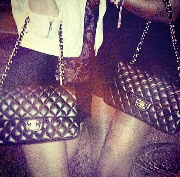 Cheyenne-Meets-Chanel & Vfashionworld-Loves-Chanel
