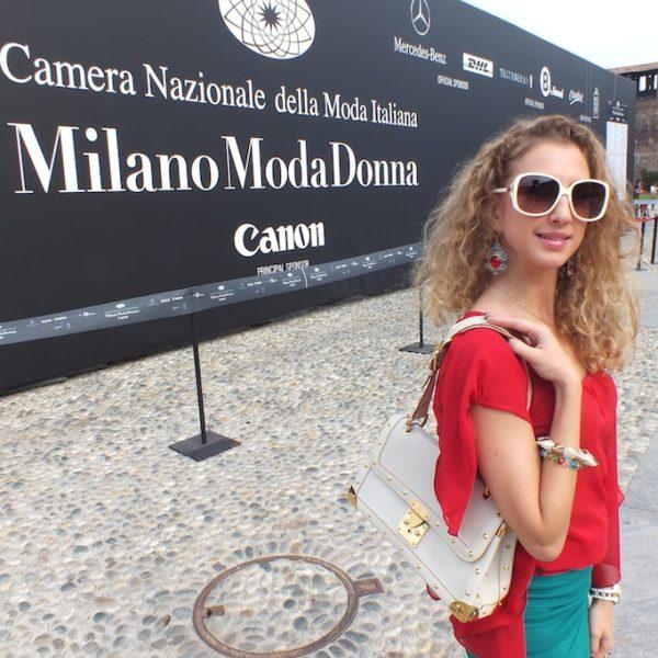 1 Giorno & Outfits della Milano Fashion Week