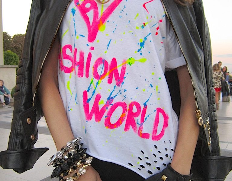 V FASHION WORLD ROCK IN PARIS