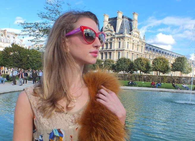 My 3 Day & Outfit of Paris Fashion Week