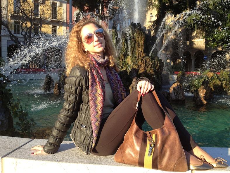 A Day in Lugano