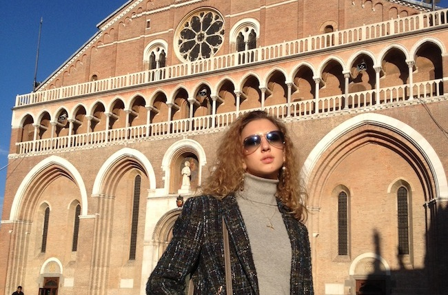 A Day in Padova