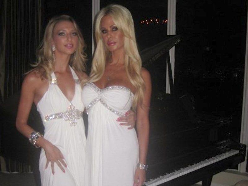 White Sky Dress