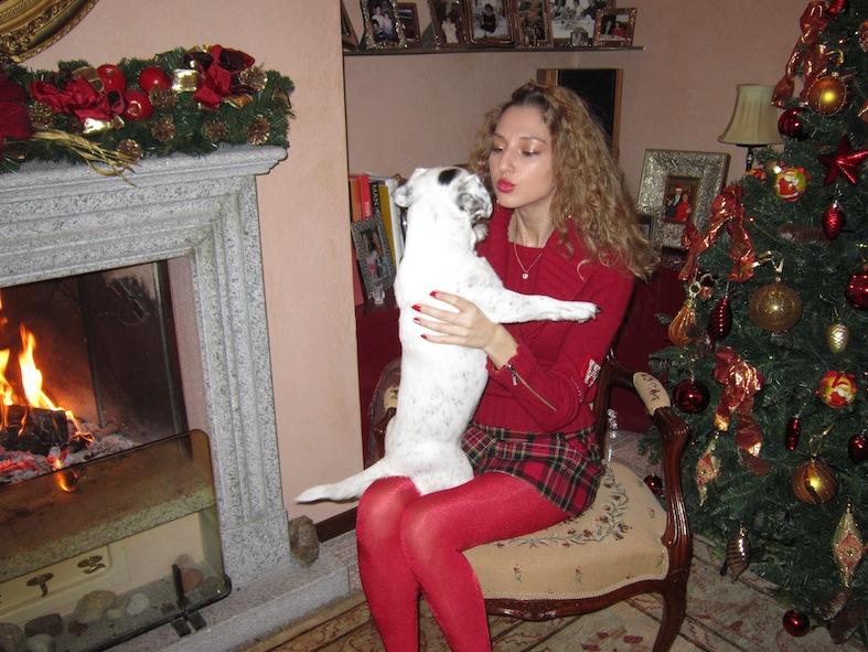 Christmas video with Nuvola