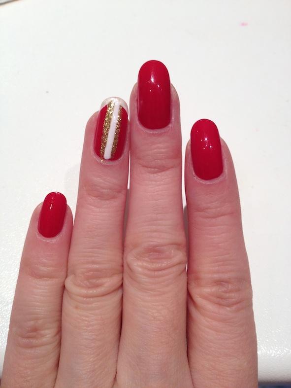 Christmas Nails Style V Fashion World
