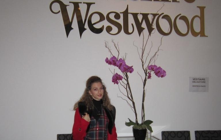 Shop at Vivienne Westwood Vente Privees
