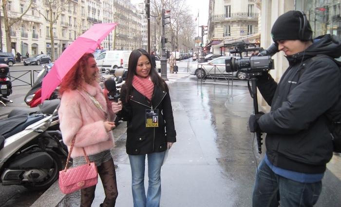 Interview sur le Mariage Homosexuel sur El Intermedio TV