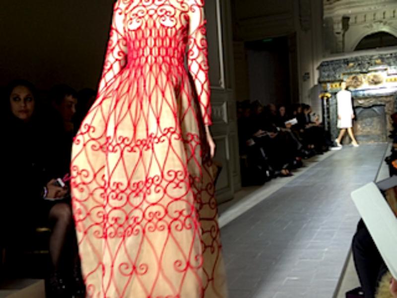 VALENTINO Haute Couture Printemps Eté 2013