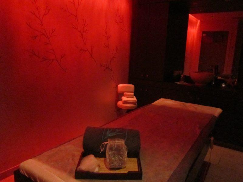 Massage Balinais à Villa Thalgo