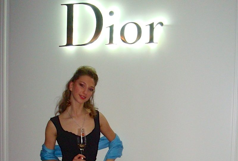 Dior Event at Baselworld