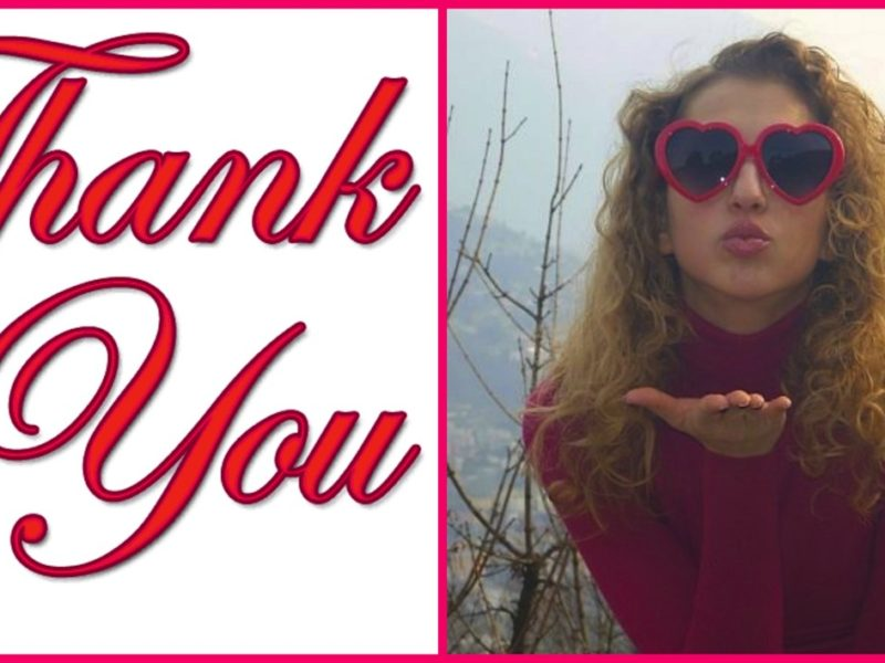 35.000 FANS ON MY FACEBOOK PAGE! THANK YOU!!!