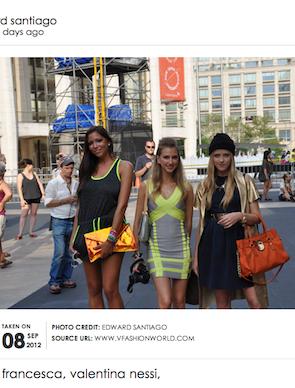 Totella – New York Fashion Week – September 2012
