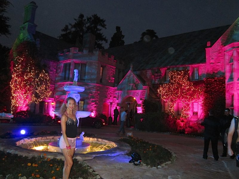 Midsummer Night's Dream Party at Playboy Mansion
