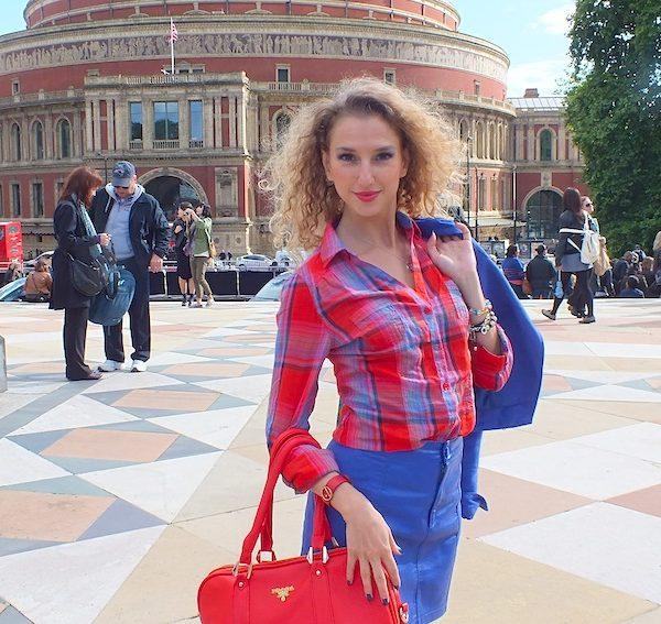 London Fashion week LOOK 4
