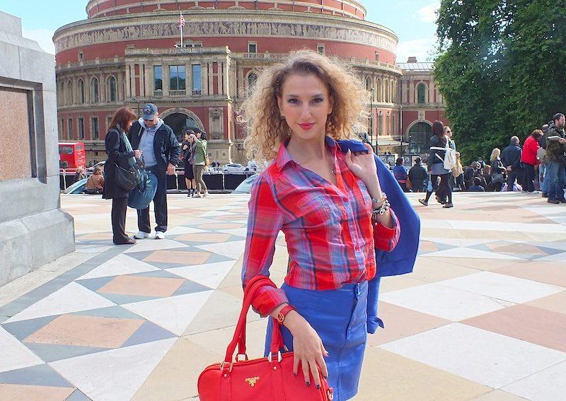 London Fashion Week LOOK 5