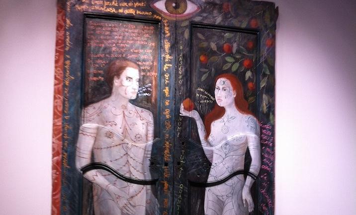 Lithian Ricci Exhibition in Istambul