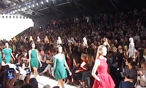 CHANEL Spring Summer 2014 Fashion Show