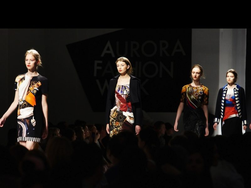 AURORA FASHION WEEK RUSSIA Spring Summer 2014