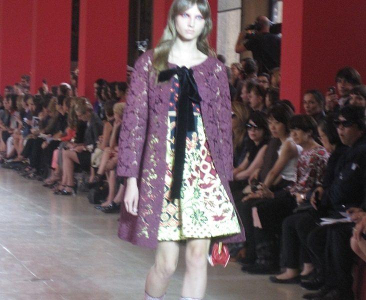 MIU MIU Spring Summer 2012 Fashion Show