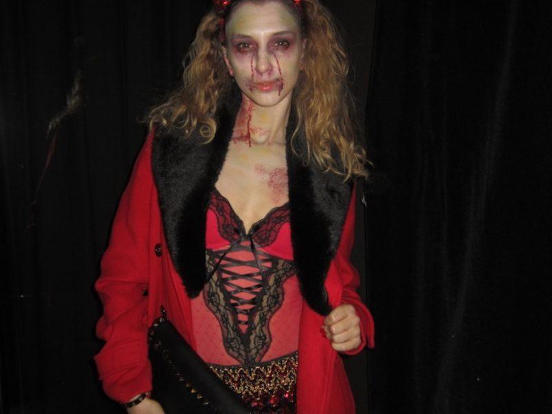 Sexy Devil Zombie story pour Halloween