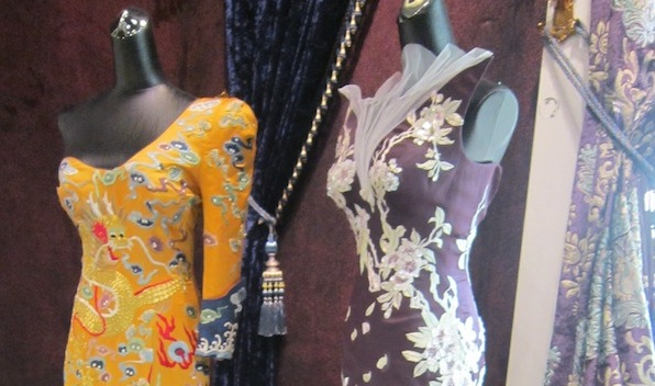 Chinese Haute Couture Name – Laurence Xu