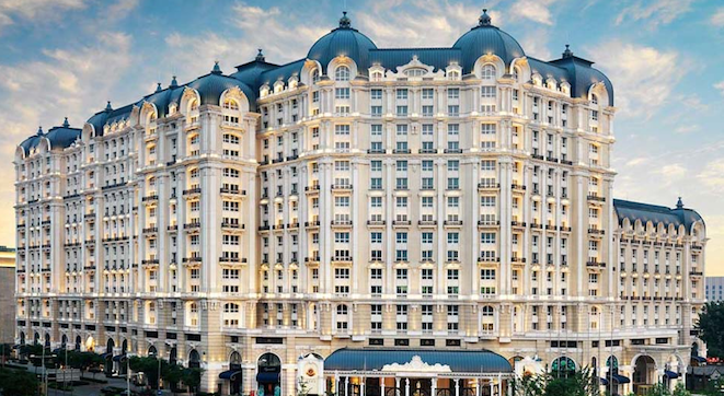 The Legendale Hotel Beijing