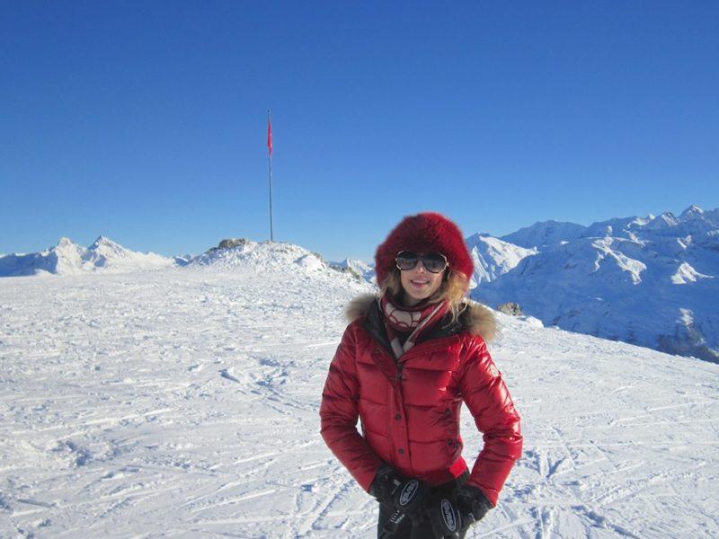 Ski Day in St.Moritz
