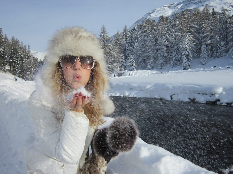 Winter Holidays in St.Moritz – The Video