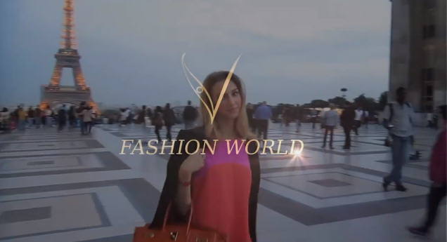 London, Milano, Paris Fashion Weeks SS14 – The VIDEO