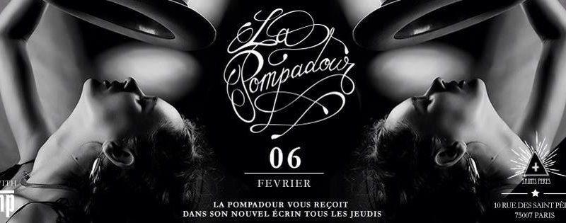 """INTERVIEW DJ VLJ: Focus sur une soirée devenue culte """"LA POMPADOUR"""" by Noire Platine"""