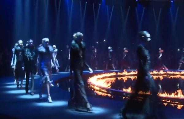 Philipp Plein Fashion Show Starring Naomi Campbell