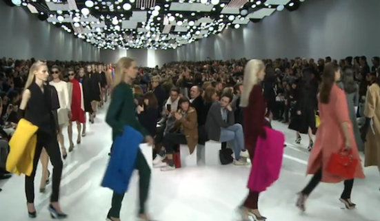 DIOR Women's Fall Winter 2014/15 Fashion Show