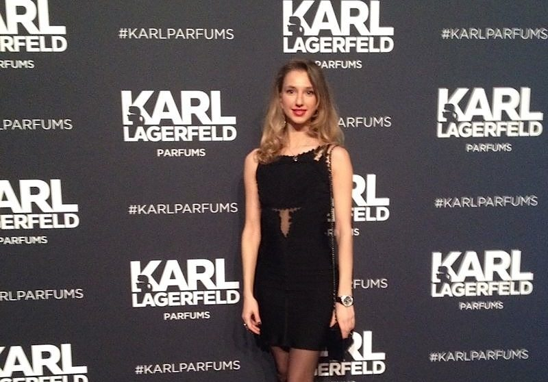 KARL LAGERFELD PARFUMS EVENT