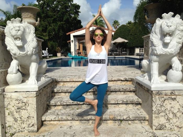 Luxury Yoga Retreat in Miami