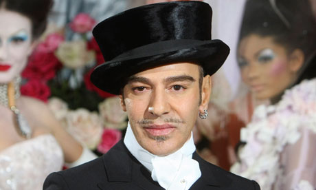 JOHN GALLIANO IS BACK