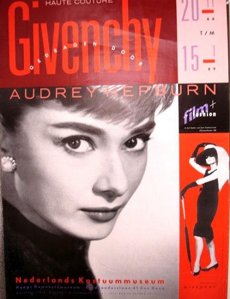 GIVENCHY & AUDREY HEPBURN