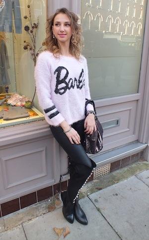 BARBIE LOOK IN LONDON