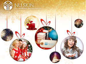 NU SKIN CHRISTMAS OFFERS