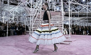 DIOR Haute Couture Spring-Summer 2015 Fashion Show