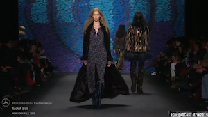 MERCEDES-BENZ FASHION WEEK NEW YORK FW 2015 LIVE