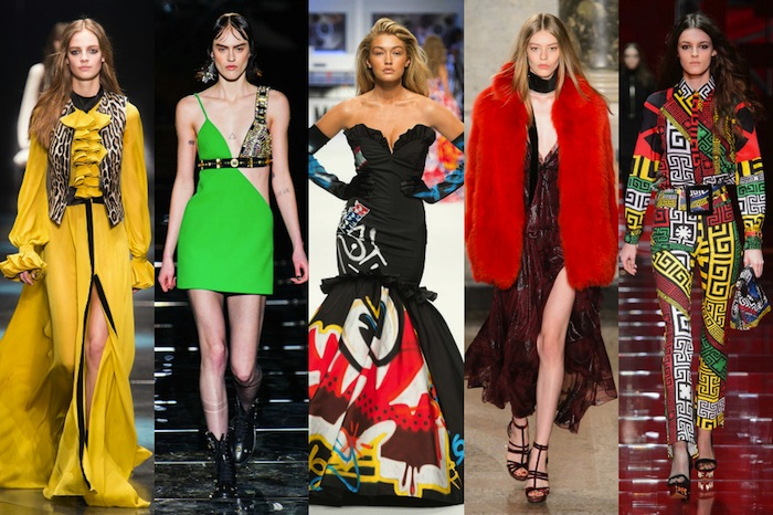TOP 5 RUNWAY LOOKS FROM MILANO FASHION WEEK FW15
