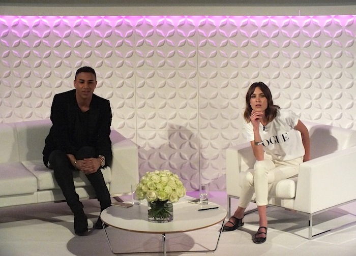 OLIVIER ROUSTEING: Fashion, Parties and All-Out Glam