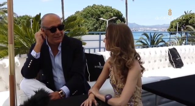 VIDEO INTERVIEW WITH FAWAZ GRUOSI OF DE GRISOGONO