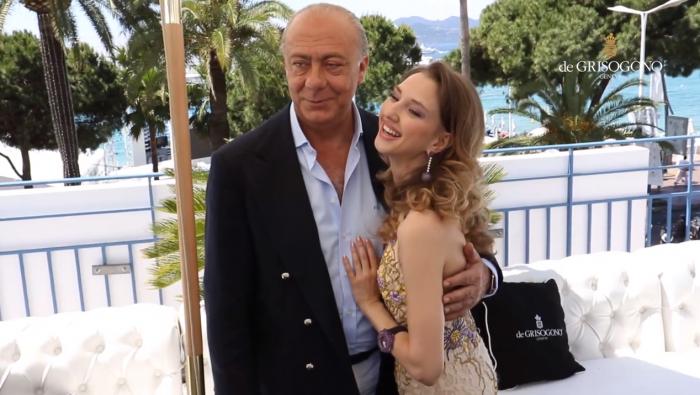 Un Jour avec Fawaz Gruosi à Cannes