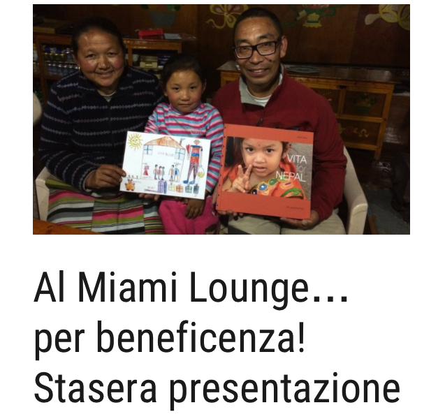 Tonight Charity Event at Miami Lounge – Mattinonline.ch