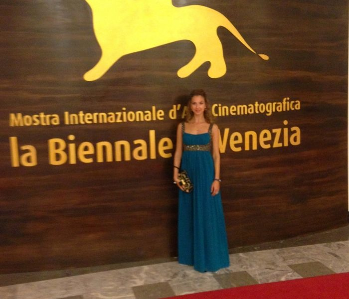 MY RED CARPET IN VENICE FILM FESTIVAL